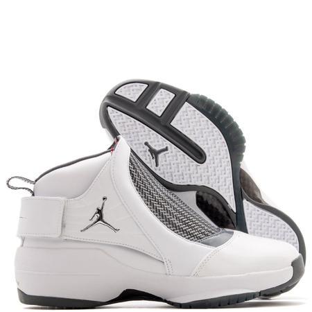 Jordan 19 Retro sneaker - White/Chrome