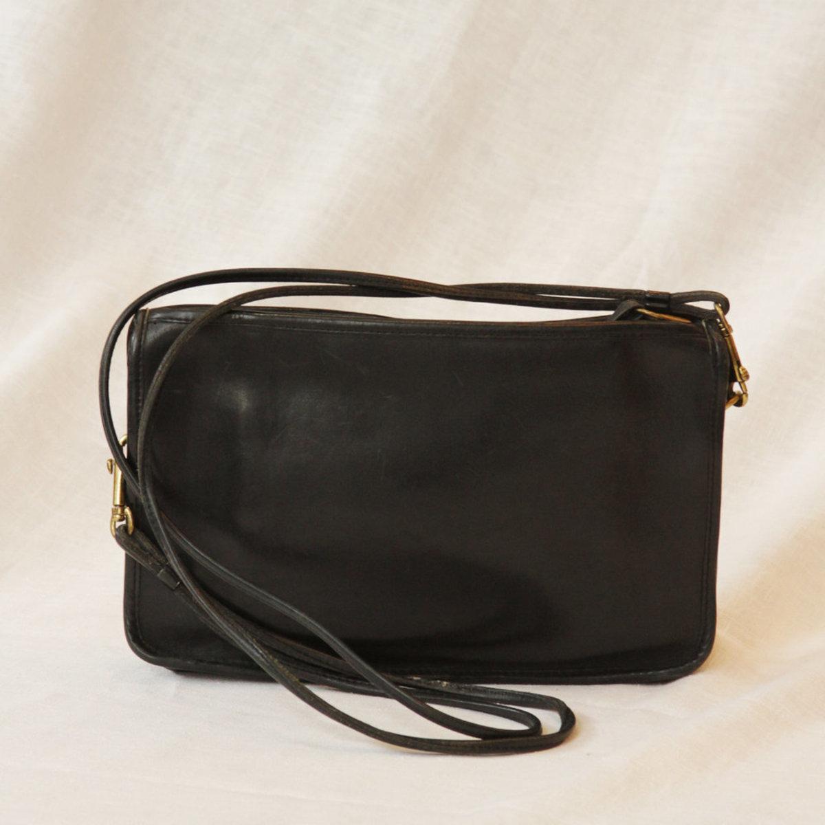 ff873ea03 Vintage Coach Bag - Black | Garmentory