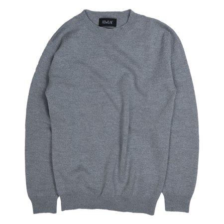 Howlin' Almost Grown Wool Sweater - Grey