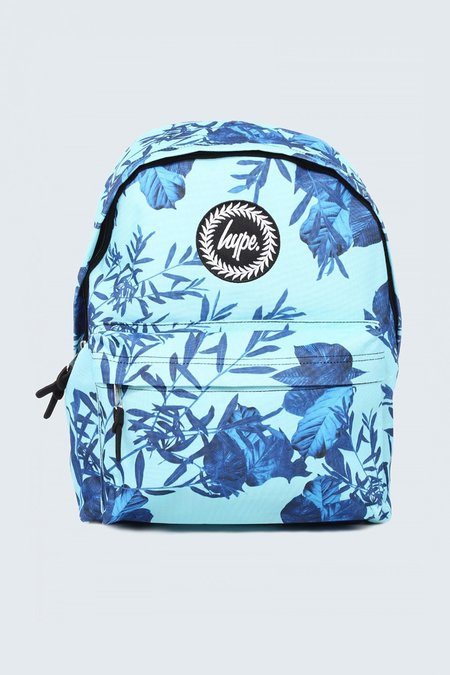 HYPE BACKPACK - JUNGLE BLUE