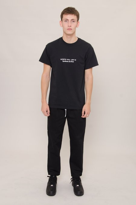 North Hill AW18 Tee - Black