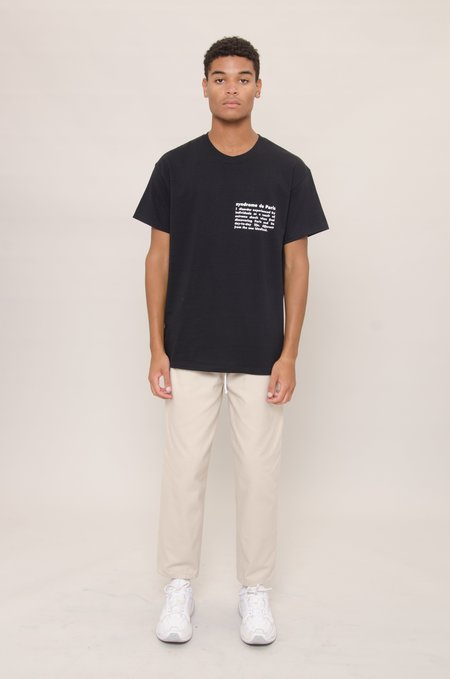 North Hill Definition Tee - Black
