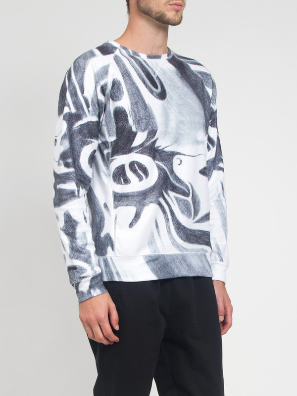 Men's Soulland Butcher Sweatshirt