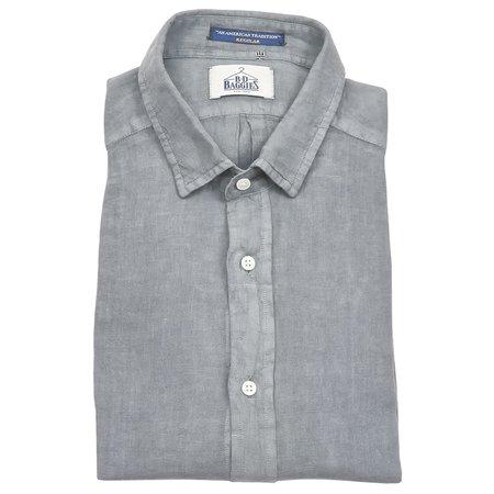 B.D. Baggies Bradford Shirt - Petrol Grey