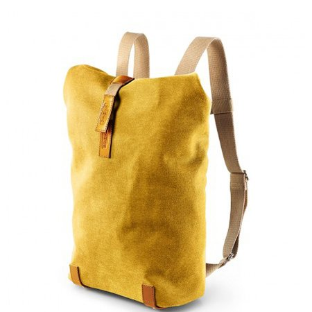 Brooks England Pickwick Backpack 12L - Curry