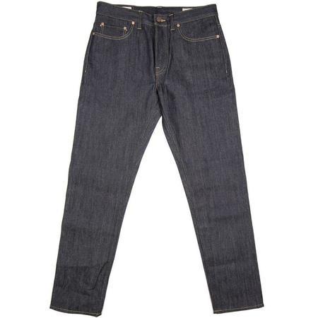 Burrows and Hare English Made Japanese Selvage Denim E8 Jeans - INDIGO