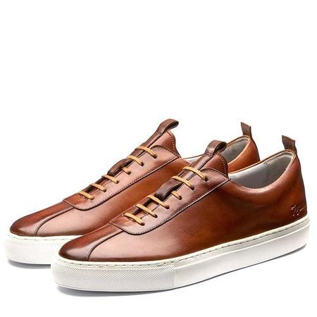 Grenson Sneaker 1 - Tan