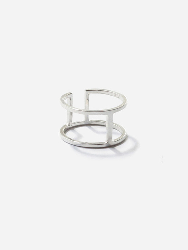 Still House Cote Ring Silver