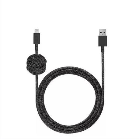 Native Union 3m Night Cable (Lightning) - Cosmos