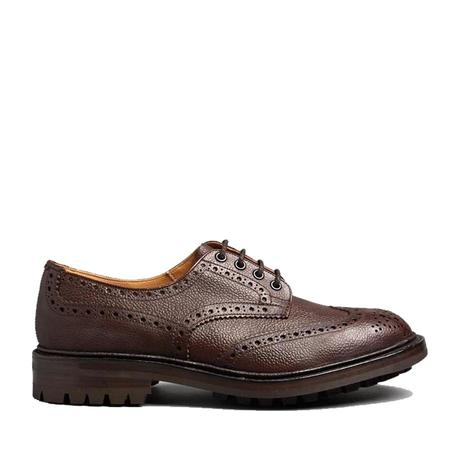 Tricker's ILKLEY COUNTRY SHOE - brown zug
