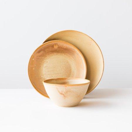 Elisabeth Gauthier Stoneware 3-Piece Dinnerware Set