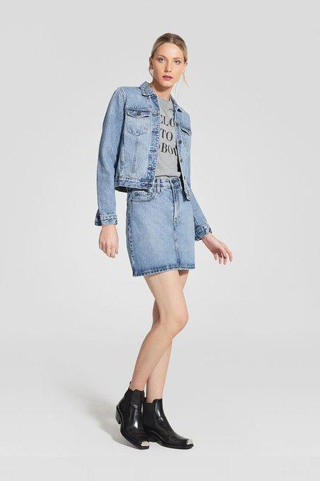 NOBODY DENIM Piper Skirt - Forever
