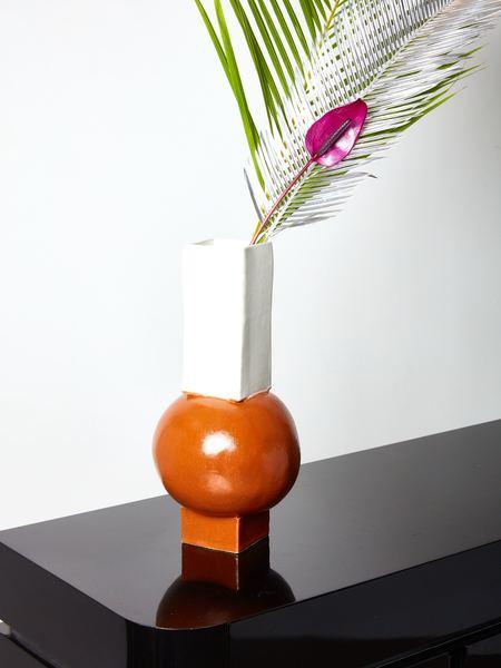 Bzippy & Co. Ball Vase