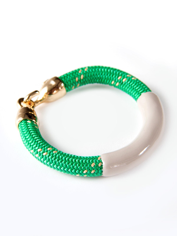 Kelly Green Annabelle Bracelet