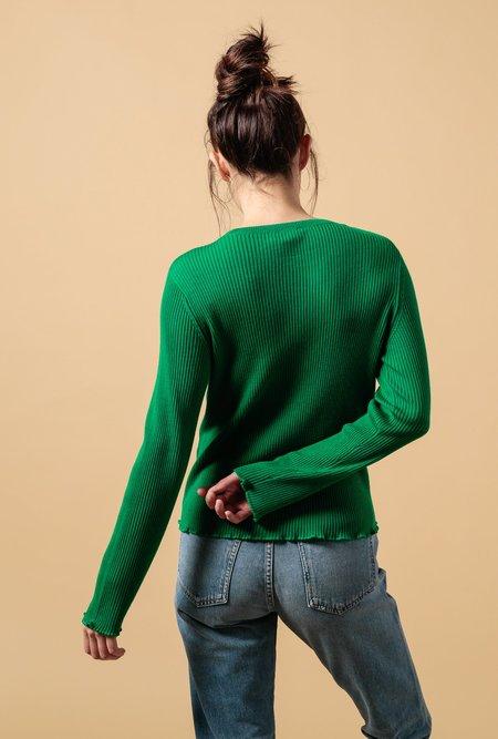 A.P.C. Lady Sweater - Kaa Vert