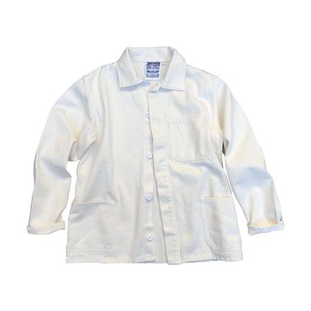 Unisex Jungmaven Olympic Jacket - White