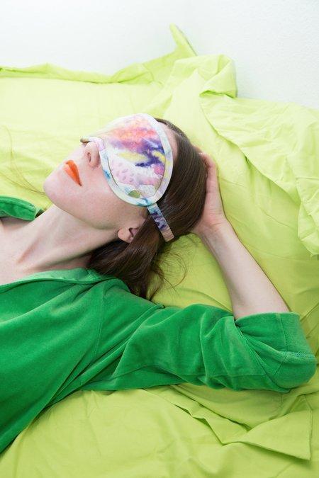 STRATHCONA STOCKINGS Storm Silk Eye Mask
