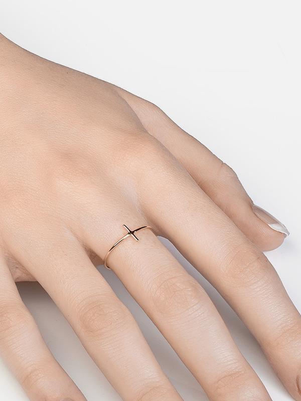 Sarah & Sebastian Line Ring