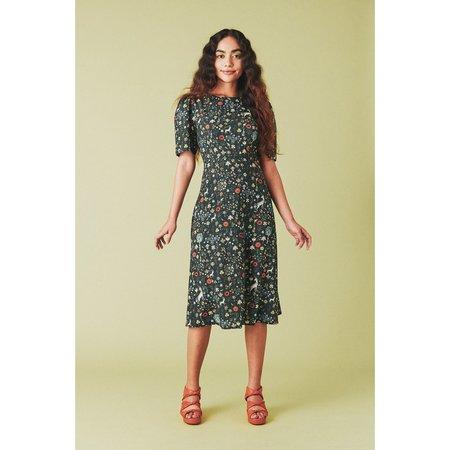 Samantha Pleet Noble Dress - Black