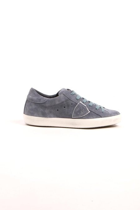 Philippe Model Paris LD Suede Sneaker - Jean