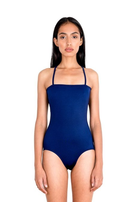 Minnow Bathers Willow Maillot One Piece - Dusk