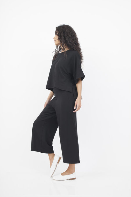 Corinne Collection Lela Trouser - black