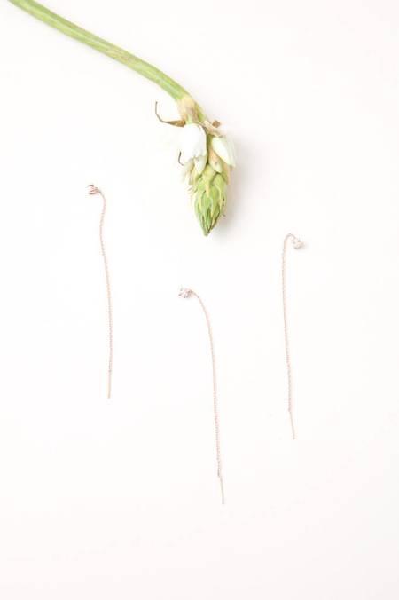 Kristen Elspeth Threader Single Earring