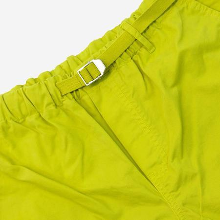Albam Mountain Shorts - Golden Apple Twill