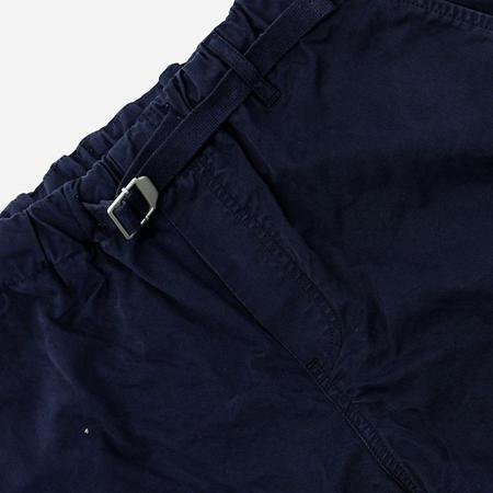 Albam Mountain Shorts - Navy Twill