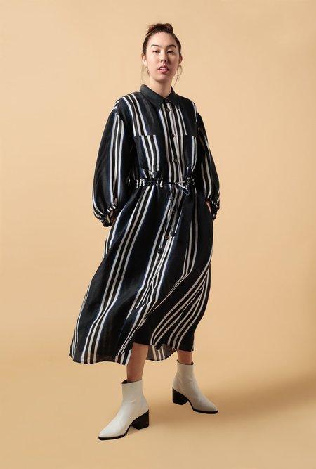 Apiece Apart Kimono Shirt Dress