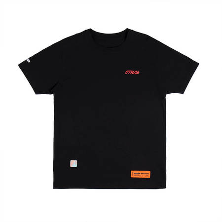 Heron Preston Basic CTNMB T-shirt - Black