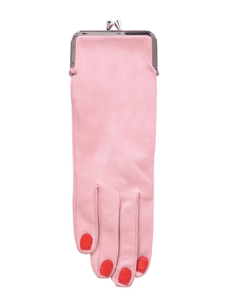 Welcome Companions Pink Glove Coin Purse