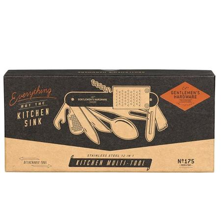 Gentleman's Hardware Kitchen Multi tool
