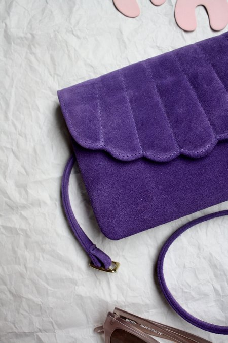 CAB Collection Shell Fanny - Purple