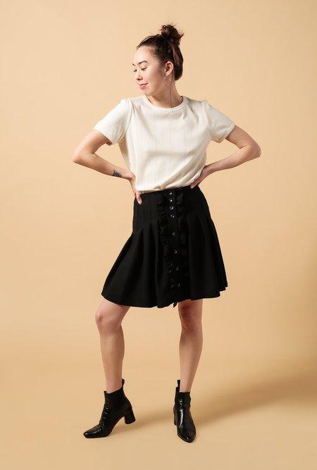 A.P.C. Victoria Skirt - Black