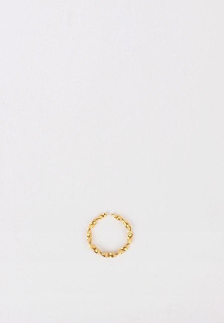 BY NYE Twist Ring - Gold