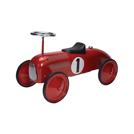 Kids Baghera Speedster Race Car - Red