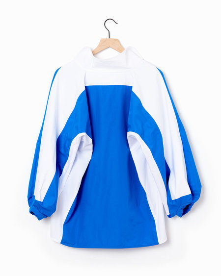 Marni Color Block Rugby Top - Blue/White