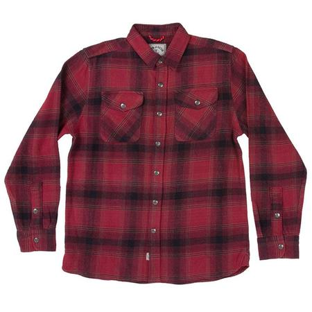 Iron and Resin Rockland Flannel - PLAID