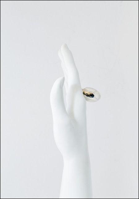 Ariana Boussard Reifel Kakwa Ring - Silver