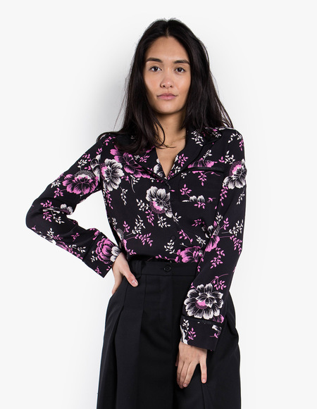 McQ Alexander McQueen Lounge Shirt - Darkest Black