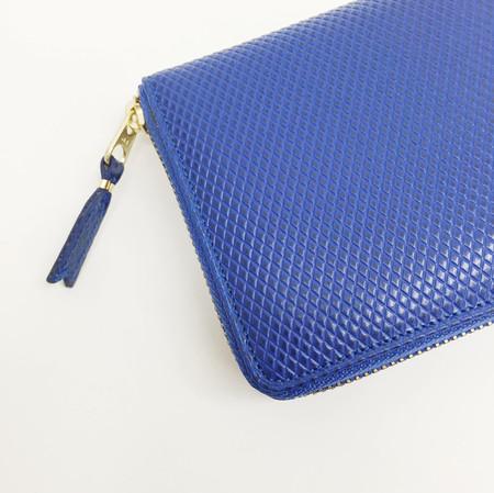 Comme des Garcons - Blue Luxury Group Long Wallet