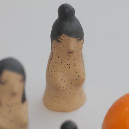 Rami Kim Speckled Girl Figurines