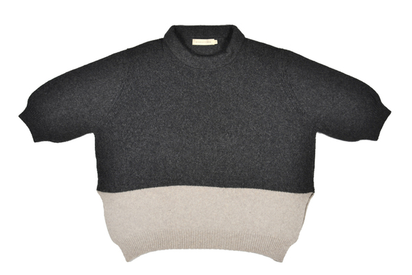 Unknown Micaela Greg Colorblock Sweater