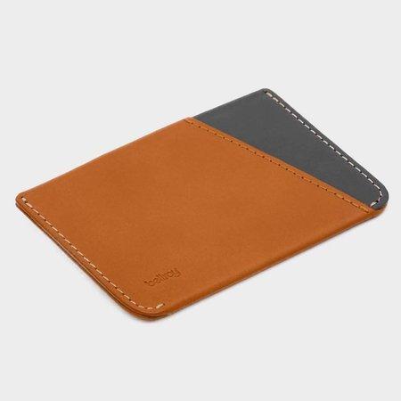 Bellroy Micro Sleeve wallet - Caramel