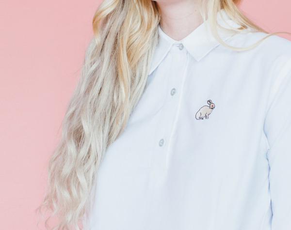 Samantha Pleet - Bunny Polo - Toronto