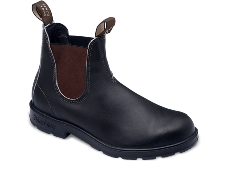 Blundstone Style 500 Boot - Stout Brown