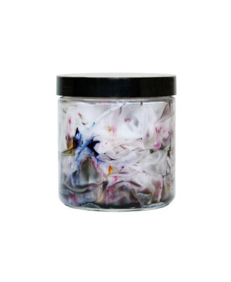 Shabd Magic Jar Tie Dye Silk Scarf