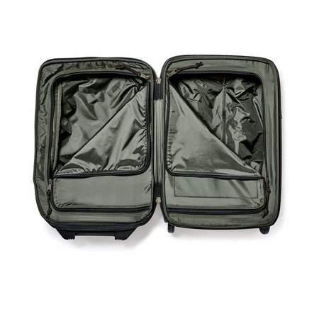 Filson Ballistic Nylon Dryden ROLLING 2-Wheel Carry-On Bag - Otter Green