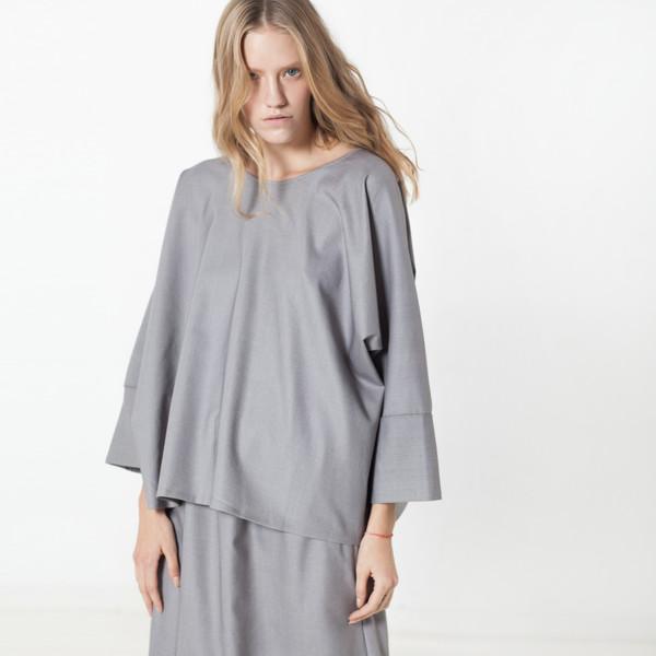 Baserange Oversized Pullover
